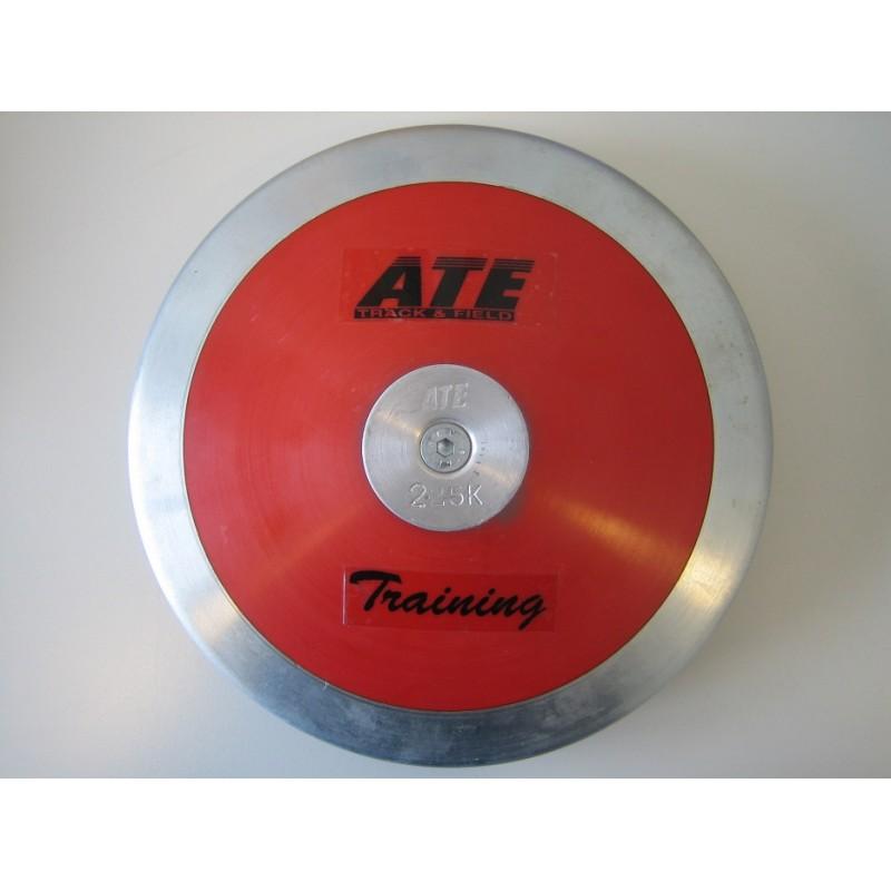 ATE 2,25kg Training 2,0kg kiekon koko