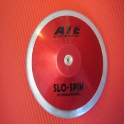 ATE Kilpakiekko 1,5kg Slo-Spin Aluminium 75%