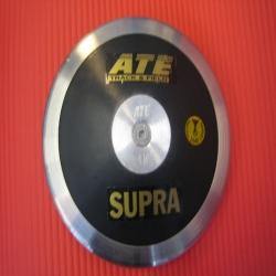 ATE Kilpakiekko 2,0kg Supra Black IAAF 85%